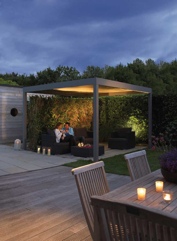 Ideas For Turning Your Back Garden Into A Paradise Renson Outdoor Renson Outdoor